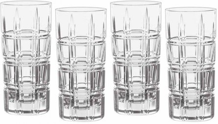 Verre à long drink Waterford Marquis Crosby - lot de 4