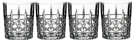 Waterford Marquis Brady whiskeyglas - set van 4