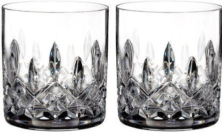 Waterford Lismore Connoisseur Straight Tumbler - set van 2