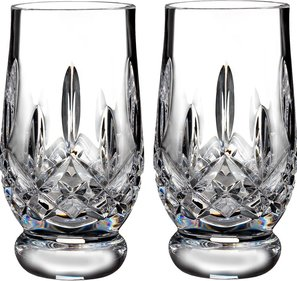 Waterford Lismore Connoisseur Footed Tumbler - sæt med 2