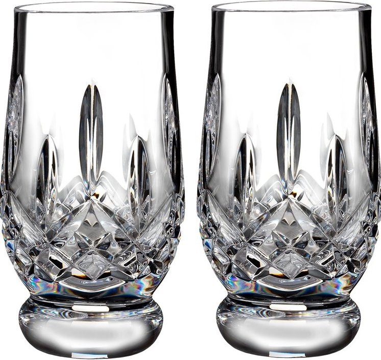 Waterford Lismore Connoisseur Footed Tumbler - set van 2