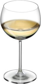 Nude Glass Vintage Burgundy white wine glass - set of 2