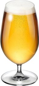 Nude Glass Vintage Bierglas 410ml - set van 2