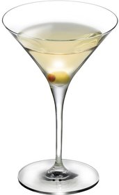 Nude Glass Vintage Martiniglas 290ml - set van 2