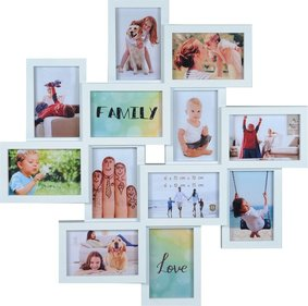 Henzo Friends Gallery 12 multi-photo frame