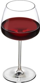 Nude Glass Mirage red wine glass - set of 2
