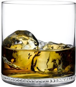 Nude Glass Stone Spirit whiskey glass - set of 2