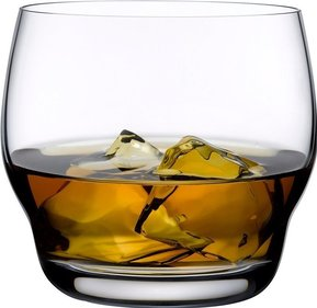 Nude Glass Heads Up whiskey glass - set of 2