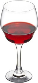 Nude Glass Heads Up red wine glass - set of 2