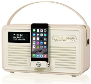 View Quest Retro MK II radio