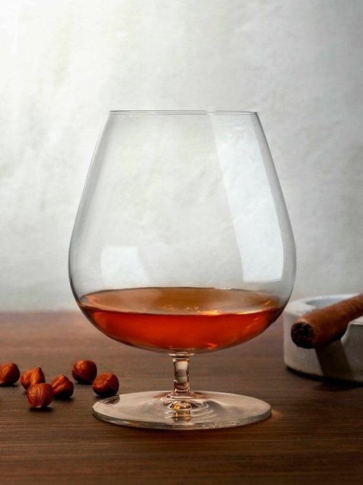 Nude Glass Vintage Cognacglas 940ml - set van 2