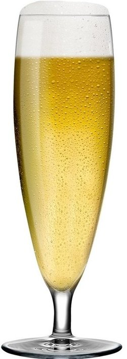Nude Glass Vintage bierglas 385ml - set van 2