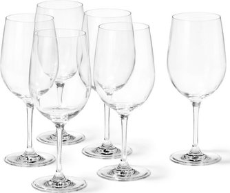 Leonardo Ciao + Bordeaux wine glass - set of 6