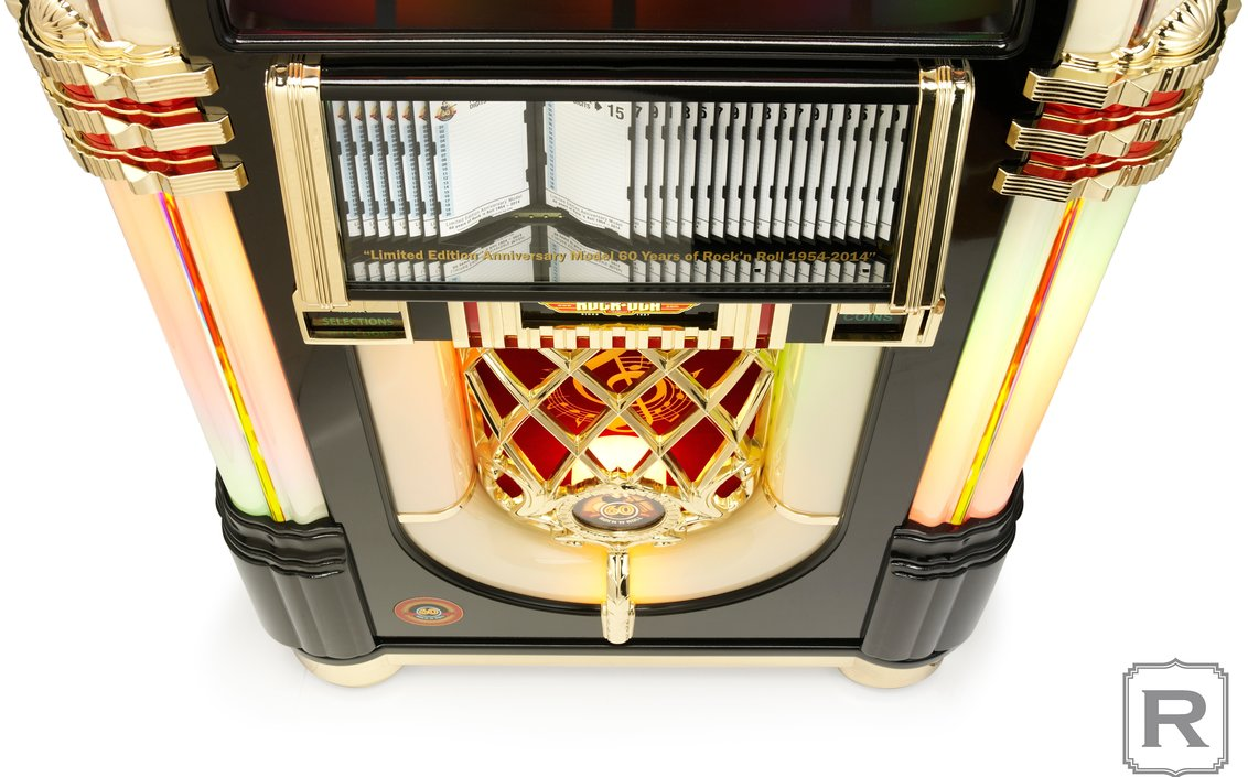 Ricatech Limited Edition Elvis Presley jukebox