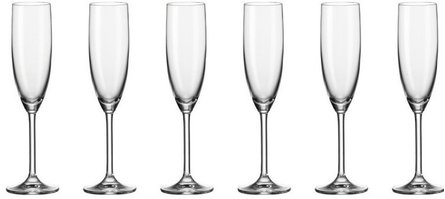 Leonardo Daily champagne glass - set of 6