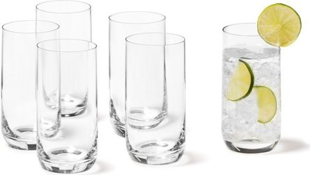 Verre à long drink Leonardo Daily - lot de 6