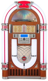 Ricatech RR2100 Classic LED jukebox