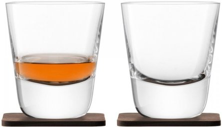 LSA Arran verre à whisky - lot de 2