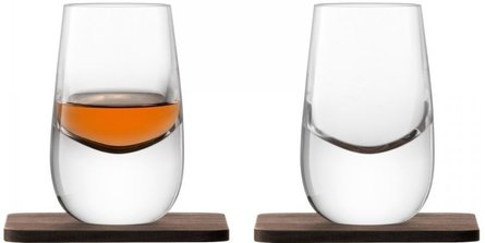 LSA Islay shot glass - set of 2