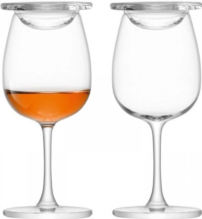 LSA Islay verre de dégustation de whisky - lot de 2