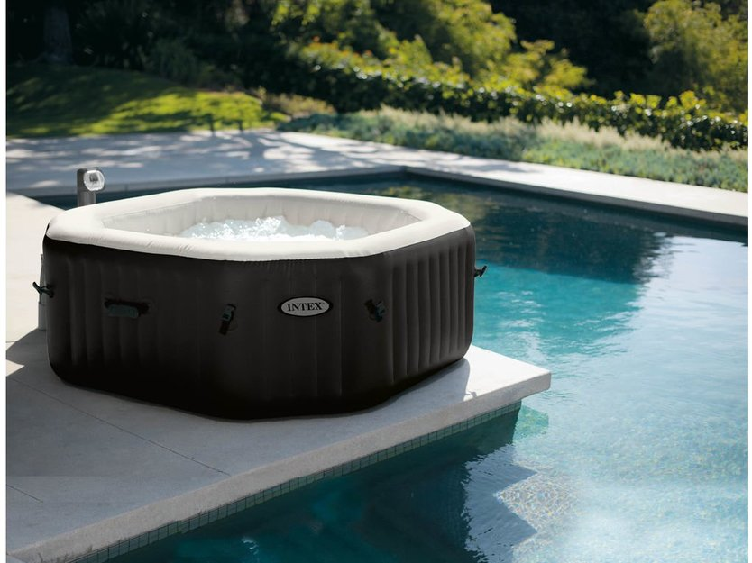 Intex PureSpa Jet & Bubble inflatable jacuzzi