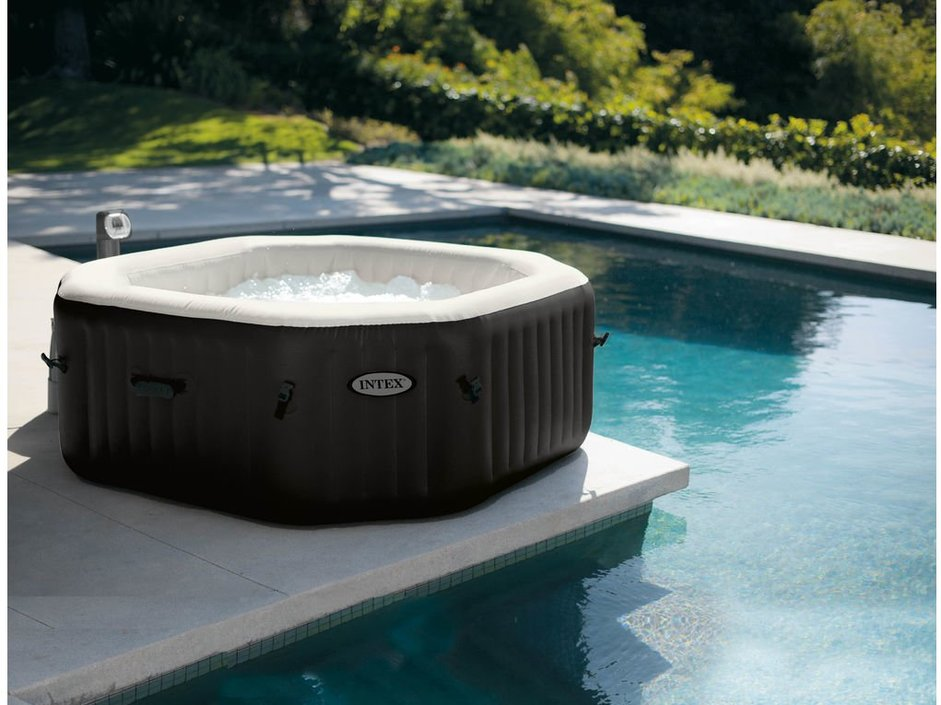 Intex PureSpa Jet & Bubble opblaasbare jacuzzi XL