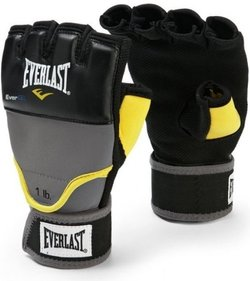 Everlast boxing bandage with weights