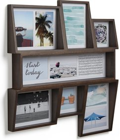 Umbra Edge collage photo frame