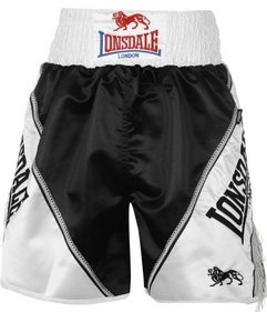 Lonsdale Pro Ventilating boxing trousers