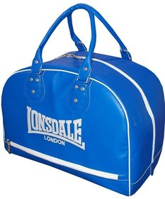 Lonsdale leather box bag