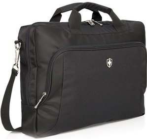 "Swiss Peak deluxe 15"" laptop bag"