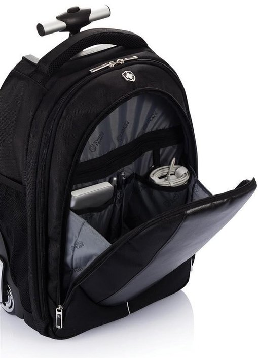 Swiss Peak backpack trolley