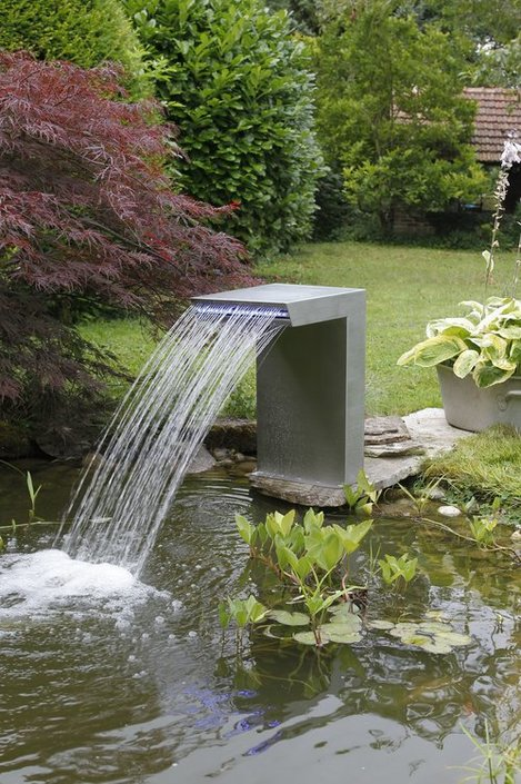 Ubbink Straight Design waterval