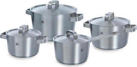 BK Conical + Pan Set 4-piece