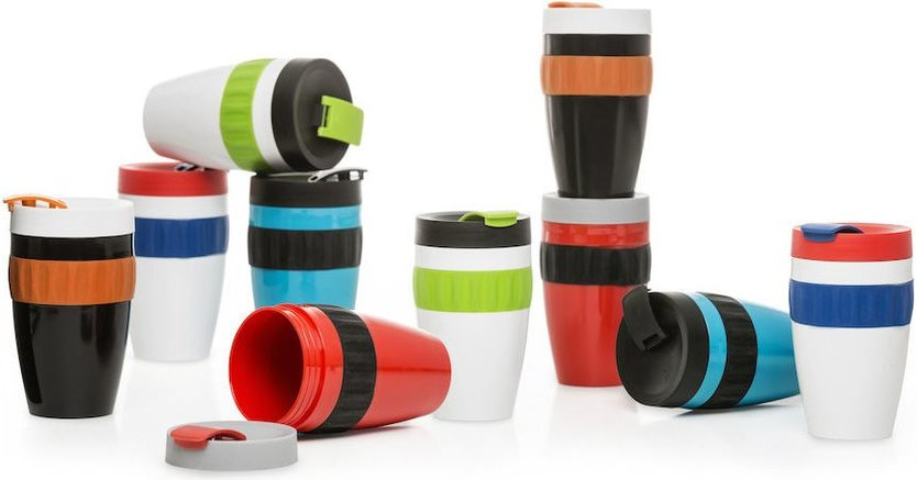 Sagaform To Go thermos caneca 400ml