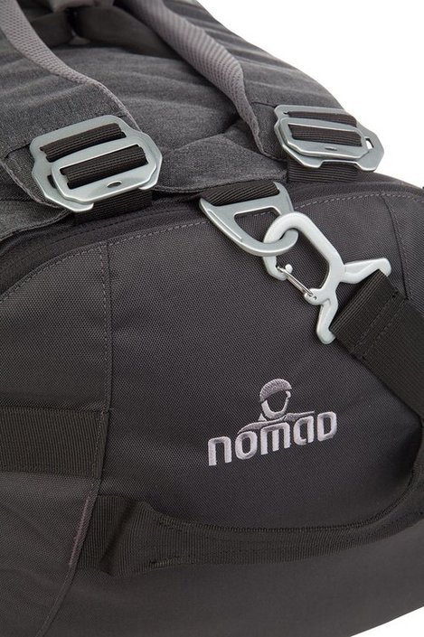 Nomad Gate convertible duffel 85L bag