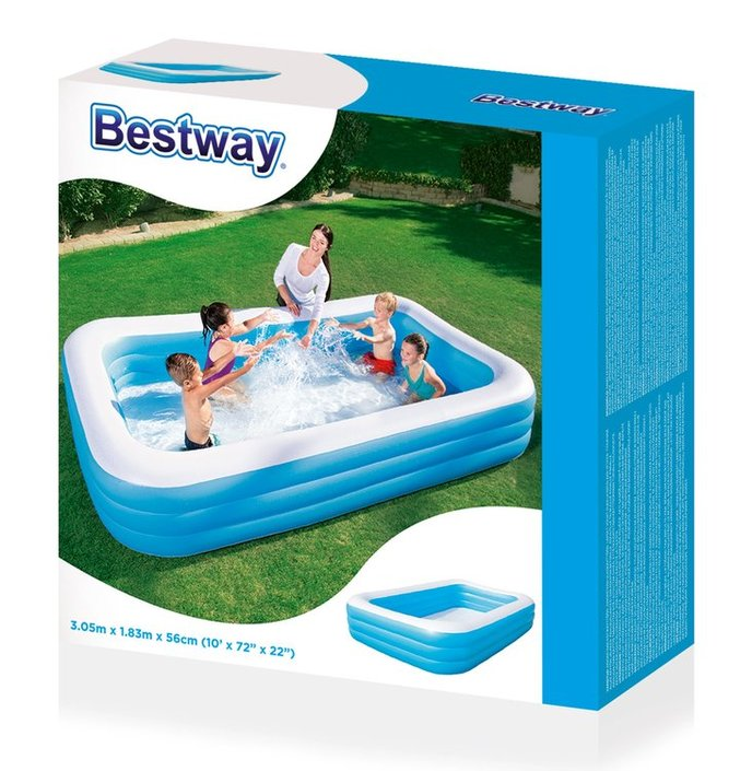 Piscina inflable Bestway Family Deluxe