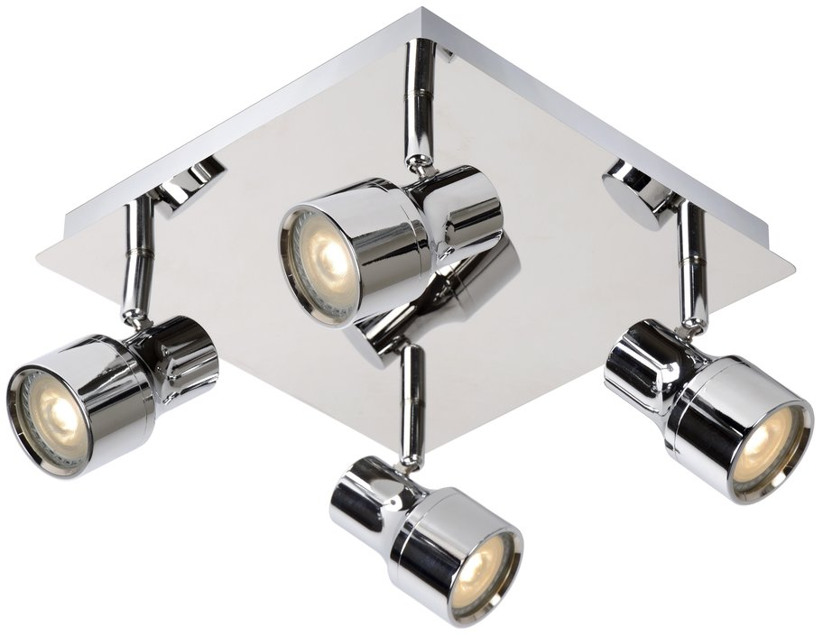 Lucide Sirene LED Quartet spotlamp