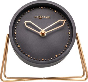 NeXtime Cross Table table clock