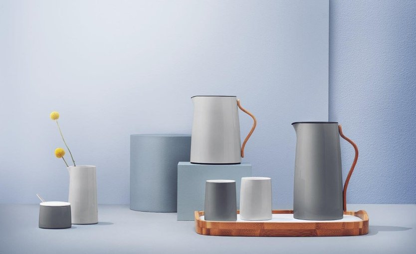Stelton Emma thermoskan voor thee