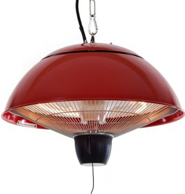 Sunred Mallorca CE11 Hanging patio heater