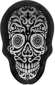 Sagaform Club Skull snack plate