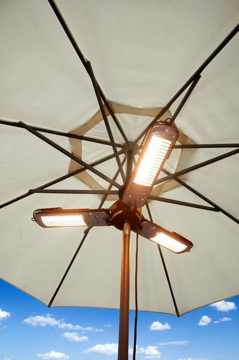 OutTrade PH10 Parasol Verwarming