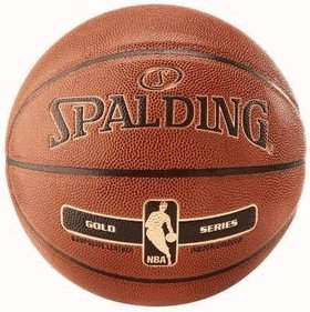 Spalding NBA Gold in/outdoor wedstrijdbal