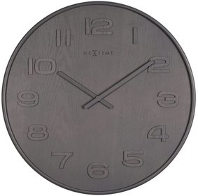 NeXtime Wood Wood wall clock