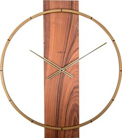 NeXtime Carl wall clock