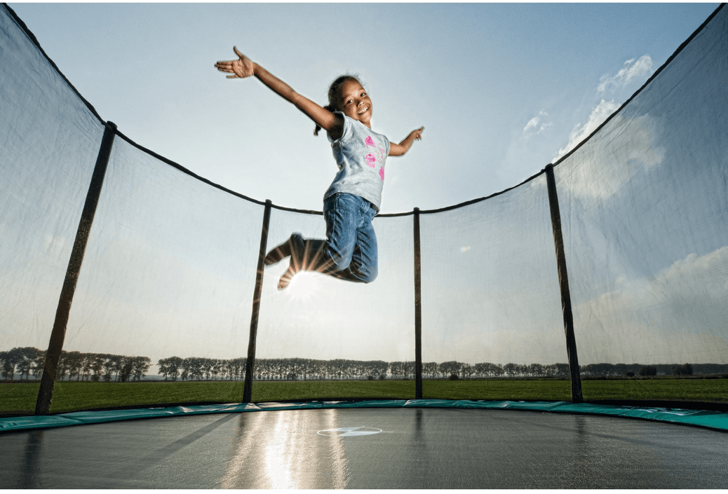 Berg Favorit InGround trampoline