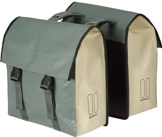 Basil Urban Load Double Pannier