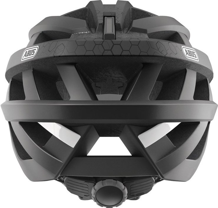 Abus In-Vizz Ascent helm met vizier