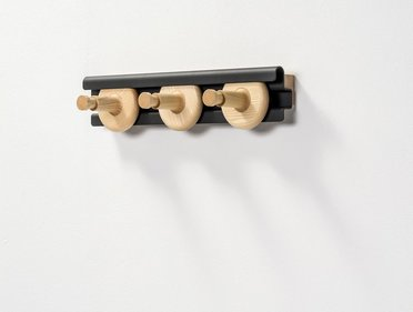 van Esch Wheels wall coat rack
